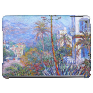Claude Monet: Villas at Bordighera iPad Air Case