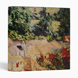 "Claude Monet - Vue du village de Giverny Carpeta 1"""