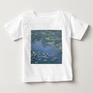 Claude Monet - Water Lilies - 1906 Ryerson Baby T-Shirt
