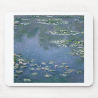 Claude Monet - Water Lilies - 1906 Ryerson Mouse Pad