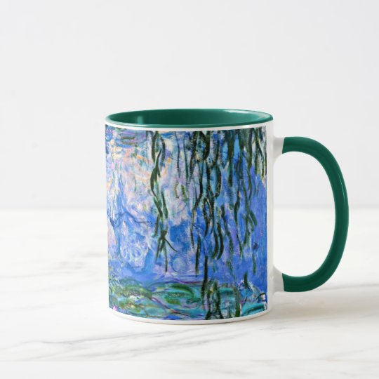 Claude Monet - Water Lilies, 1919 Mug