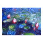 Claude Monet: Water Lilies 2 Business Card