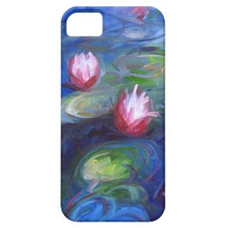 Claude Monet: Water Lilies 2 iPhone 5 Cases