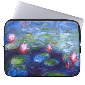 Claude Monet: Water Lilies 2 Computer Sleeve