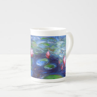 Claude Monet: Water Lilies 2 Tea Cup