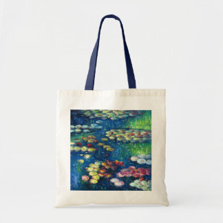 Claude Monet: Water Lilies 3 Tote Bag