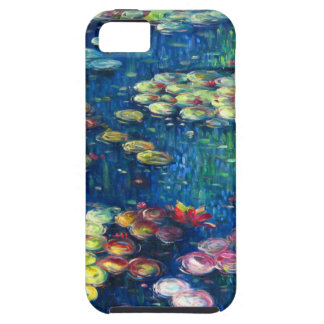Claude Monet: Water Lilies 3 iPhone 5 Covers