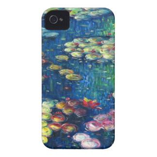 Claude Monet: Water Lilies 3 iPhone 4 Cover