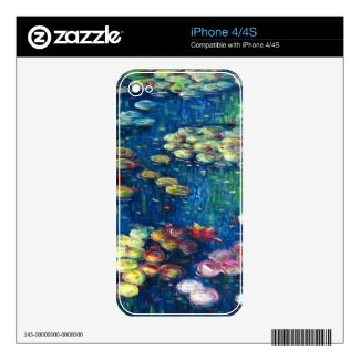 Claude Monet: Water Lilies 3