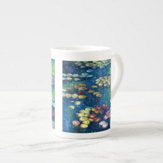Claude Monet: Water Lilies 3 Tea Cup