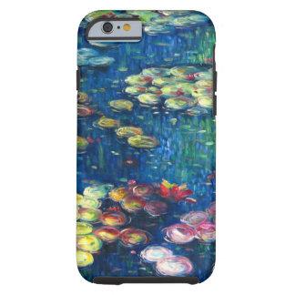 Claude Monet: Water Lilies 3 Tough iPhone 6 Case