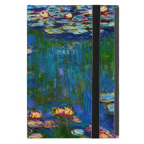 Claude Monet - Water Lilies Case For iPad Mini