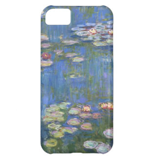 Claude Monet // Water Lilies Case For iPhone 5C