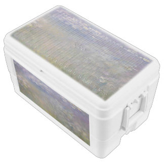 Claude Monet - Water Lilies Chest Cooler