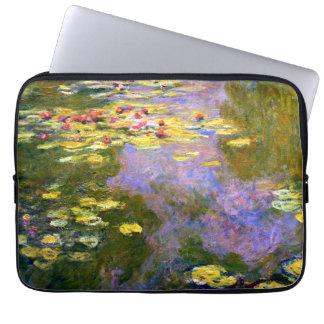 Claude Monet: Water Lilies Laptop Sleeve