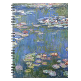 Claude Monet // Water Lilies Notebook