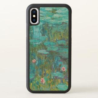 Claude Monet Water Lilies Nymphéas GalleryHD Art iPhone X Case