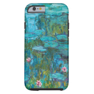 Claude Monet Water Lilies Nympheas GalleryHD Tough iPhone 6 Case