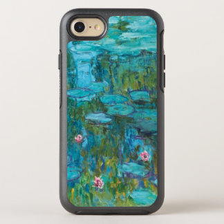 Claude Monet Water Lilies Nymphéas GalleryHD OtterBox Symmetry iPhone 8/7 Case