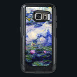 "Claude Monet-Water-Lilies OtterBox Samsung Galaxy S7 Case<br><div class=""desc"">Fine art masterpiece by Claude Monet (1840 - 1926) featuring his famous landscape painting Water-Lilies based on nuances of blue, green and purple.It makes a great samsung galaxy s7,  commuter series case for real fine art lovers.</div>"