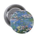 Claude Monet // Water Lilies Pins