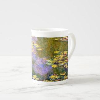 Claude Monet: Water Lilies Tea Cup