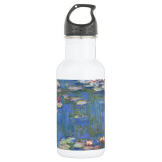 Claude Monet // Water Lilies Water Bottle