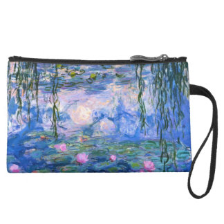 Claude Monet Water Lillies 1919 Wristlet