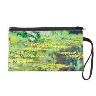 Claude Monet - Water Lillies - Bassin des Nympheas Wristlet