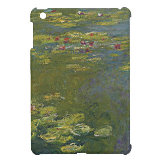 Claude Monet Water Lily Pond iPad Mini Case