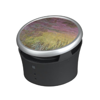 Claude Monet | Waterlilies at Sunset Bluetooth Speaker