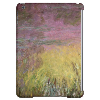 Claude Monet   Waterlilies at Sunset iPad Air Cases