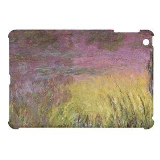 Claude Monet   Waterlilies at Sunset iPad Mini Case
