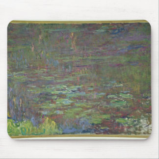 Claude Monet | Waterlilies at Sunset Mouse Pad