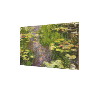 Claude Monet | Waterlilies Canvas Print