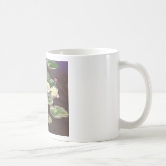 Claude Monet - Waterlilies Coffee Mug