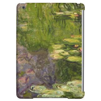 Claude Monet   Waterlilies iPad Air Cover