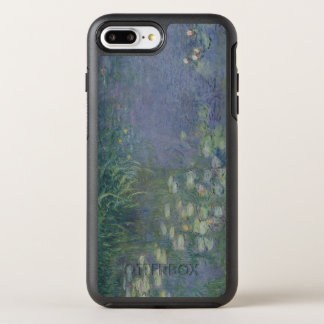 Claude Monet   Waterlilies: Morning, 1914-18 OtterBox Symmetry iPhone 7 Plus Case