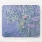 Claude Monet   Waterlilies Mouse Pad