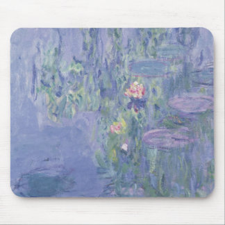 Claude Monet | Waterlilies Mouse Pad