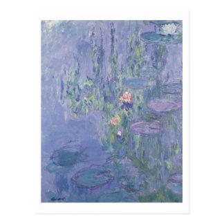 Claude Monet | Waterlilies Postcard