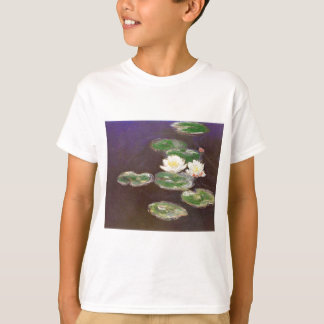 Claude Monet - Waterlilies T-Shirt