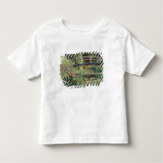 Claude Monet | Waterlily Pond: Pink Harmony, 1900 Toddler T-shirt