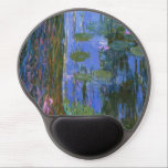 "Claude Monet - Weeping Willow And Water-Lily Pond Gel Mouse Pad<br><div class=""desc"">Claude Monet - Weeping Willow And Water-Lily Pond</div>"