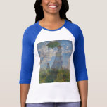 Claude Monet Woman with a Parasol 1875 T Shirts