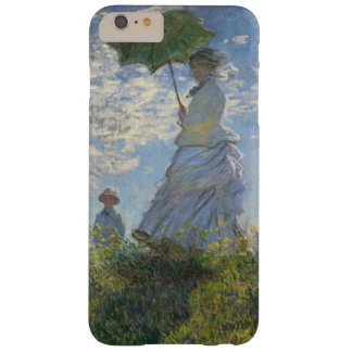 Claude Monet Woman With A Parasol Fine Art Vintage Barely There iPhone 6 Plus Case
