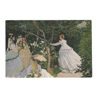 Claude Monet | Women in the Garden, 1866 Placemat