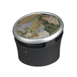 Claude Monet   Women in the Garden Bluetooth Speaker