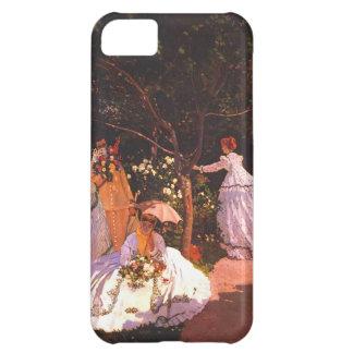 Claude Monet // Women in the Garden Cover For iPhone 5C