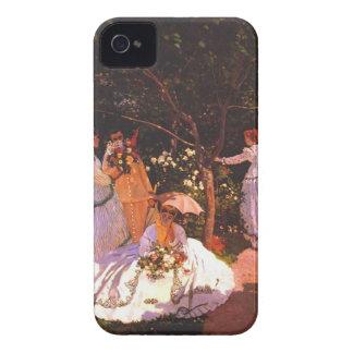 Claude Monet Women in the Garden iPhone 4 Cover